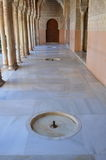 Patio de Alhambra Imagen de archivo