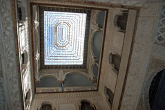 Patio de Las Muñecas, El Alcázar Royalty Free Stock Photography