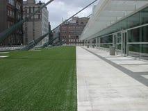 Patio de pasillo de convención Imagen de archivo libre de regalías