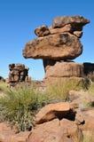 Patio del gigante, Namibia Fotos de archivo libres de regalías