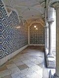 Patio del museo nacional de Azulejo Fotos de archivo libres de regalías