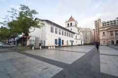 Patio do Colegio, Σάο Πάολο Στοκ Φωτογραφία