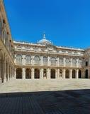 Patio en Royal Palace Fotografía de archivo libre de regalías