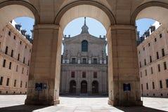 Free Patio In Escorial Stock Photos - 14502733
