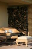 patio kawy razem Zdjęcia Stock