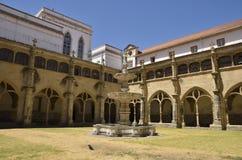 Patio kościół Obraz Stock
