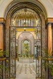 Patio in Sevilla, Spain Royalty Free Stock Photos