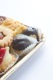 Patisserie - pastry Royalty Free Stock Photos