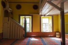 Patlicanli Mosque or Balicanli Mosque Camii Stock Photo