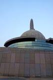 Patliputra Karuna Stupa Stock Photos