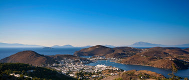 Patmos Royalty Free Stock Photo