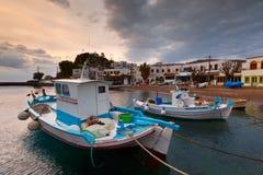 Patmos стоковые фотографии rf