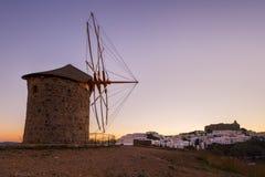 Patmos стоковое изображение rf