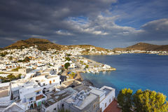Patmos стоковая фотография rf