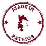 Patmos-Dichtung Stockfoto