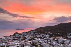 Patmos. Royalty Free Stock Photography