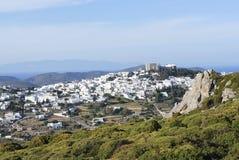 Patmos Island,Greece. stock images