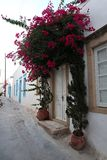 Patmos La migliore destinazione di Mediterranian immagini stock
