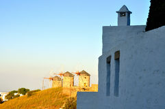 Patmos Royalty Free Stock Photography