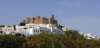 Patmoseiland, Griekenland stock fotografie