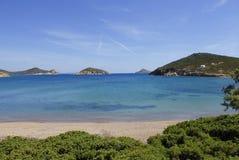 Patmoseiland, Griekenland stock foto's