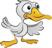 Pato ilustração do vetor