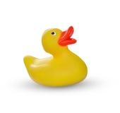Pato de borracha Imagens de Stock