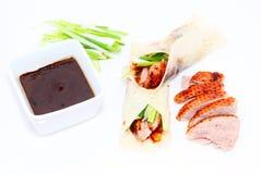 Pato de carne asada Fotografía de archivo