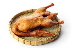 Pato de carne asada Foto de archivo libre de regalías