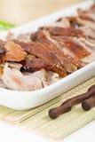 Pato de Peking Imagem de Stock Royalty Free