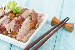 Pato de Peking Fotos de Stock