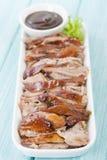 Pato de Peking Imagens de Stock Royalty Free