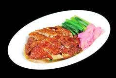 Pato Roasted delicioso Imagem de Stock
