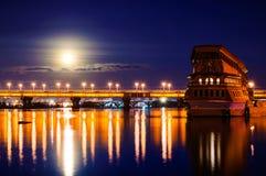 Paton-Brücke Stockfoto