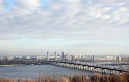 Paton bridge Stock Photo