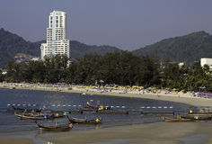 Patong Beach, Thailand Royalty Free Stock Images