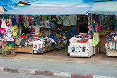 Patong ordinary common street shop, Thailand Royalty Free Stock Photography