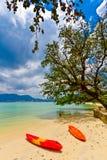 Patong-Paradiesstrand Phuket, Thailand Lizenzfreie Stockfotos