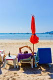 Patong paradise beach phuket ,Thailand Royalty Free Stock Photo