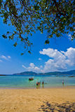 Patong paradise beach phuket ,Thailand Stock Photos