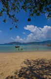 Patong paradise beach phuket ,Thailand Stock Image