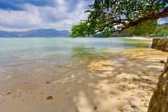 Patong paradise beach phuket ,Thailand Royalty Free Stock Images