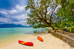 Patong paradise beach phuket ,Thailand Royalty Free Stock Photography