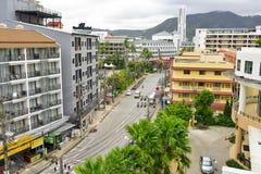 Patong Phuket Fotografia Stock