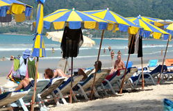 Patong, Thailand: Patong Beach Stock Photography
