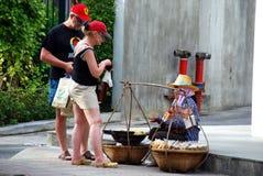 Patong, Thailand: Street Food Vendor Royalty Free Stock Image