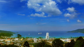 Patong view stock video