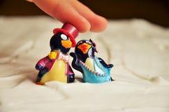 Patos Fotografía de archivo libre de regalías
