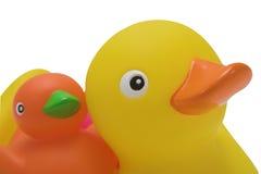 Patos de goma Fotos de archivo
