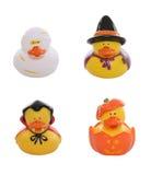 Patos de Halloween fotos de stock royalty free